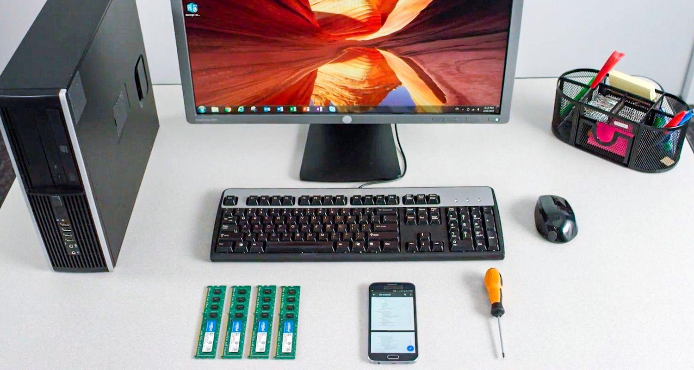 記憶體桌上型電腦