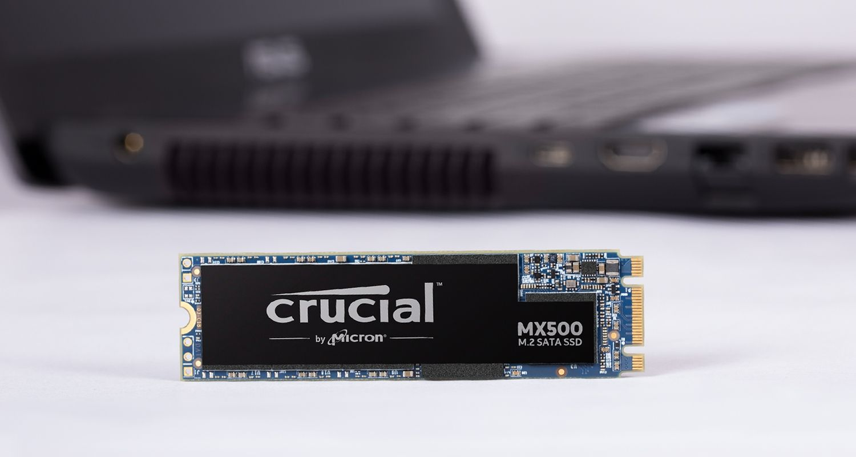 Crucial 固態硬碟