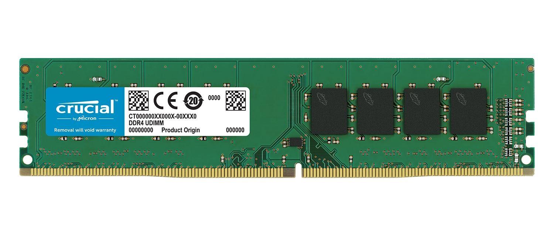 Crucial 記憶體(RAM)