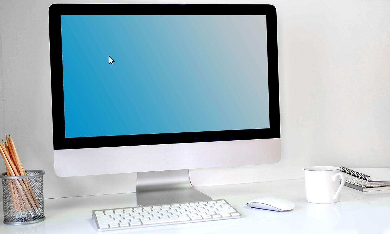 Mac 桌上型電腦