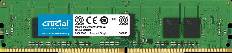 Crucial 電腦用記憶體(RAM)