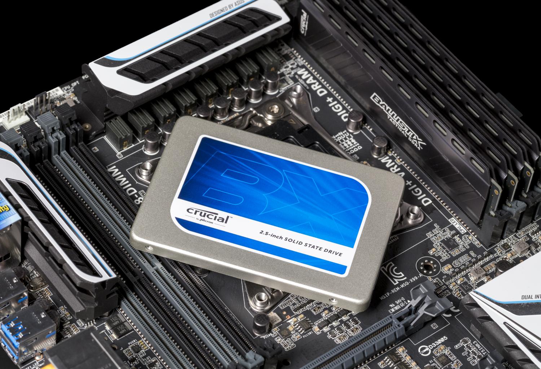 Crucial BX200 2.5 吋 SSD MB 2 圖片