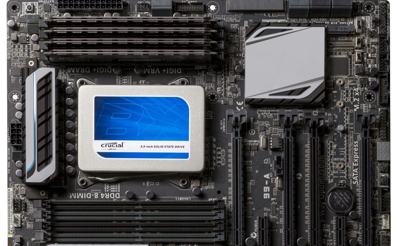 如何在電腦中安裝 Crucial SSD 固態硬碟